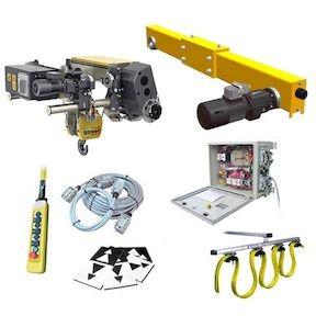 10 Ton - Street Crane ENF1134/ENF1135 Complete Crane Kit