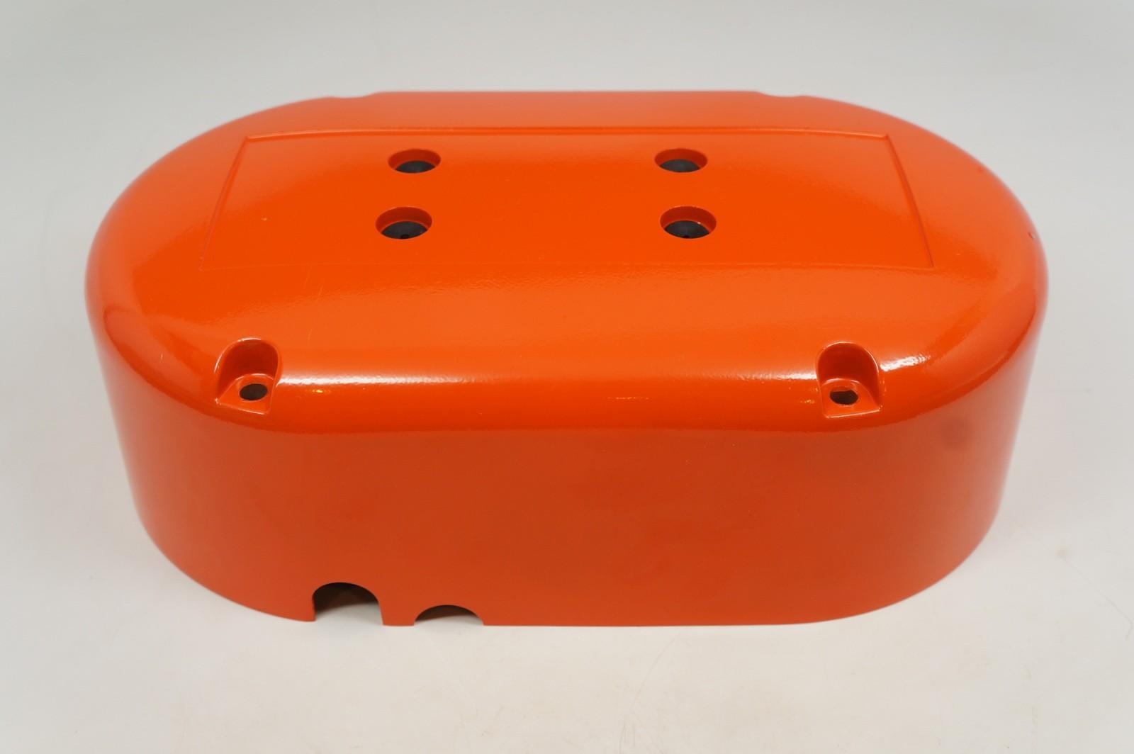 36008C - CVR BACK FRAME Orange 627-130