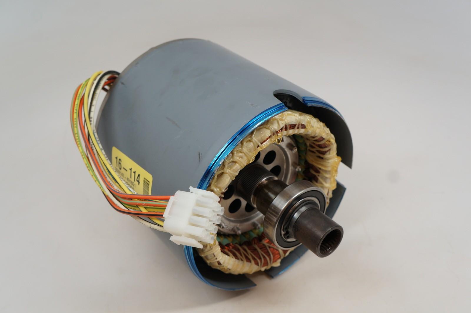 367040 - MOTOR, 1 HP, 230/460-3-60