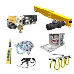 5 Ton - Street Crane ENF1132/ENF1133 Complete Crane Kit
