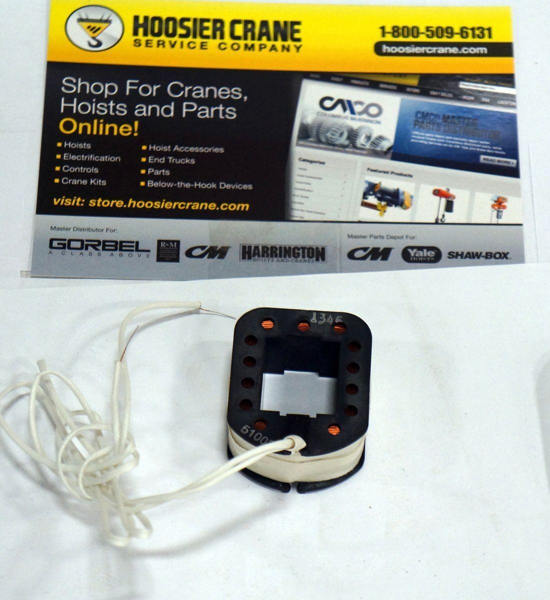 51002 - COIL BRAKE 624-199 230/460V