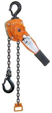CM Series 653 Manual Lever Operated Hoist