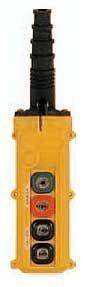 Duct-O-Wire L series L4 4 Button Pendant