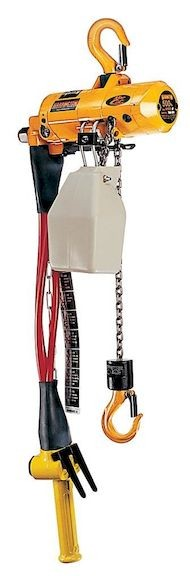 Harrington AH Air Chain Hoist