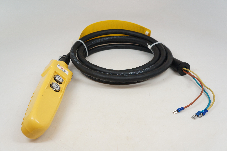 Pendant Control Station for CM Chain Hoist 11 foot  Cord for Lodestar & Valustar