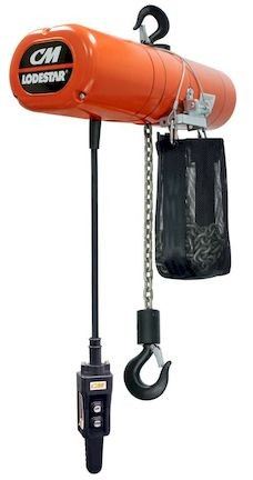 Columbus McKinnon CM Lodestar Next Generation NH Electric Chain Hoist