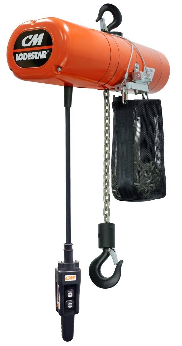 CM Lodestar Next Generation Electric Chain Hoist