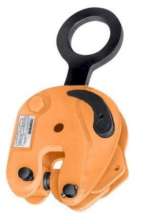 "Renfroe Model J 4 Ton Horizontal to Vertical Lifting Locking Clamp 3"" - 4"""
