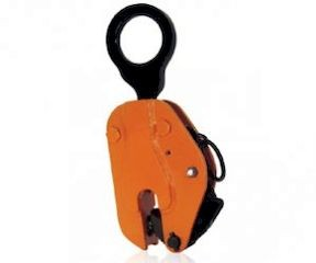 "Renfroe Model FR 2 Ton Vertical Lifting Locking Lifting Clamp .75"" - 1.5"""