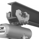 CM Series 635 Low headroom Trolley for Lodestar