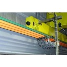 100 ft Electrical Conductor Bar System for Underhung / Monorail Cranes