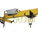 R&M Overhead Crane Kit with Wire Rope Hoist