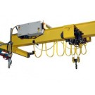 R&M 5 Ton Overhead Crane Kit with SX Wire Rope Hoist