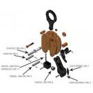 Repair Kit Renfroe Model J 4 Ton Safety Clamps