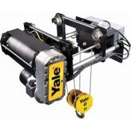 5 Ton Top-Running Crane Kit Yale Global King Plug & Play Single Girder