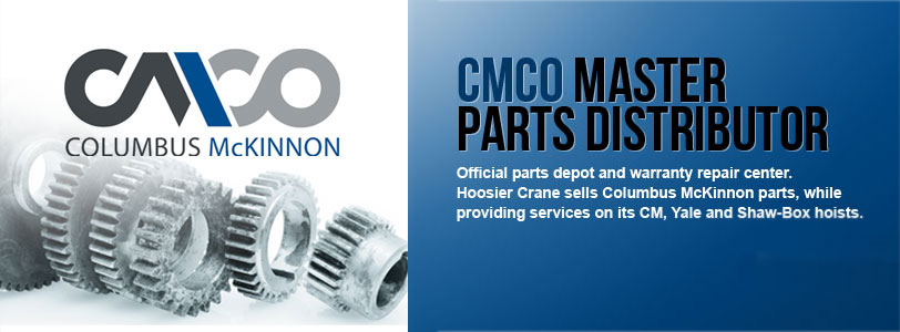 CMCO Master Parts Distributor